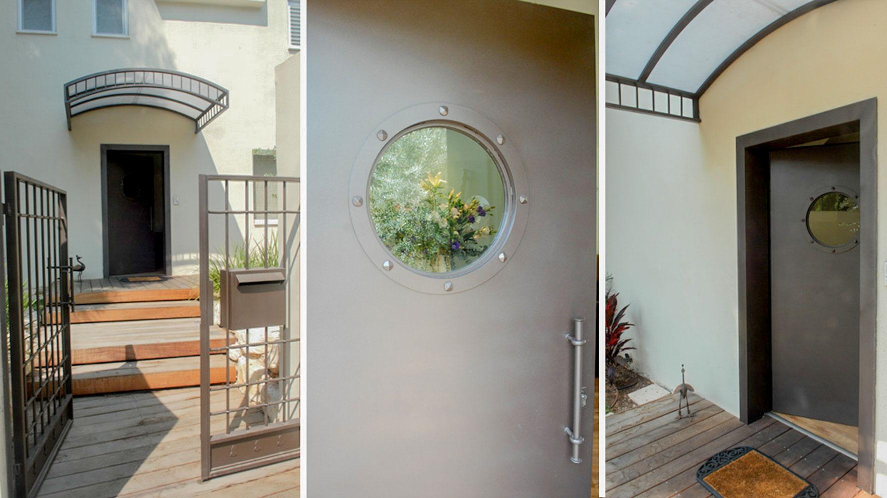 עיצוב אקלקטי לווילה בת חמישה חדרים ברמת חן